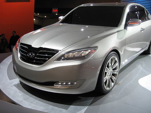 Hyundai Genesis,car, sport car
