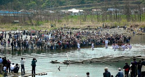 Hamura Water & flower festival