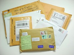 - Mail Day!! - (Warm 'n Fuzzy) Tags: mail stamps surprise postage snailmail internationalmail