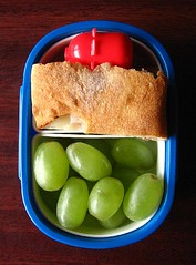 Stromboli lunch for toddler