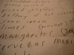 mexicali menu