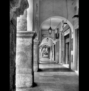 Cava de' Tirreni - Borgo medioevale