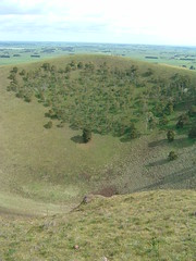Mt. Noorat (only_point_five) Tags: volcano fuji australia victoria crater australien vulkan krater a303 noorat