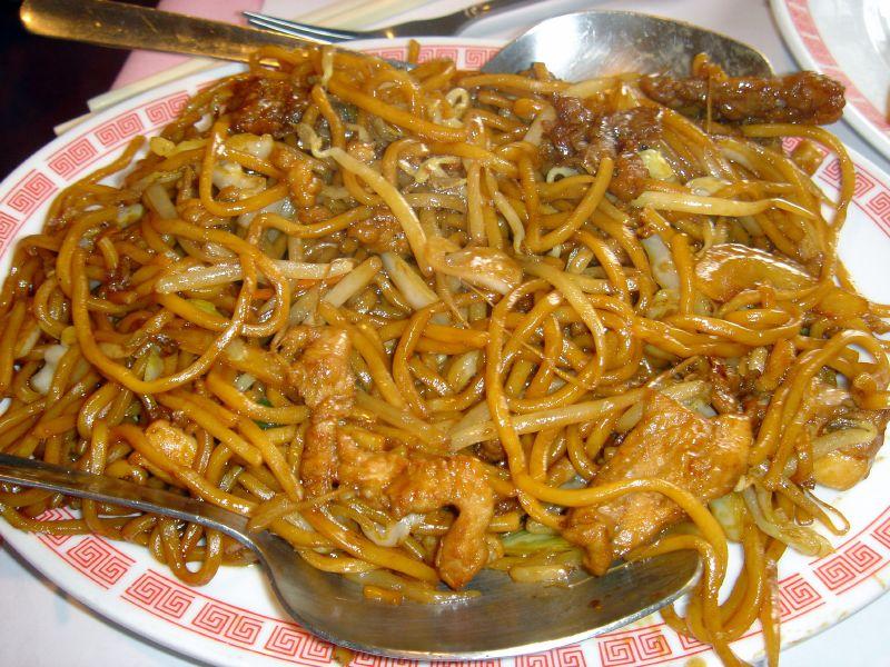 CJ's Chow Mein