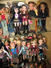 My collection (ava111sk/Dollypimp) Tags: doll display cabinet collection mga bratz