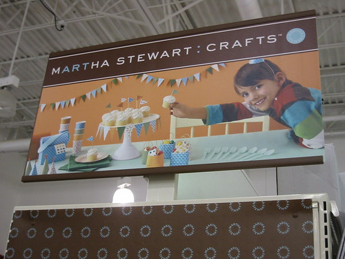Martha Stewart Crafts at Michaels