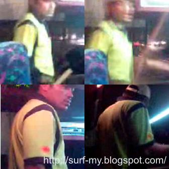Konsortium Bus Driver Abuses Passengers