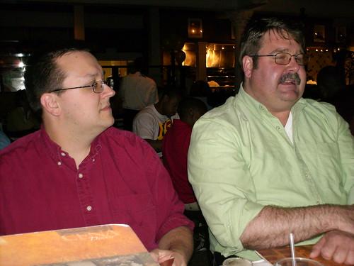 Alec and Chuck