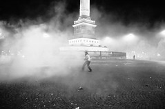 Riot for election of Mr Sarkozy n29 (glucozze) Tags: street paris fight riot gaz ps cs combat opra rue riots bastille sarkozy ump lections crs pav meutes mai68 6mai