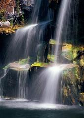 Waterfalls vertical