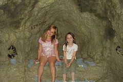 Ashlee and Autumn Field Trip Lewis and Clark 050707 web