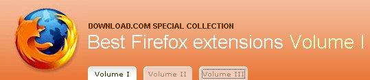 Lista de las mejores extensiones para Firefox