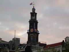 Westerkerk (jijbentzoet) Tags: amsterdam westerkerk