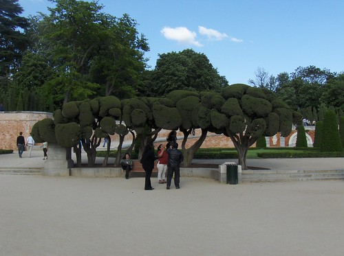 Retiro Gardens, May 13th
