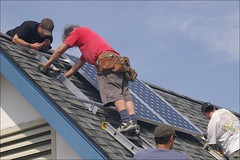 Solar Photovoltaic Install in Mission, BC