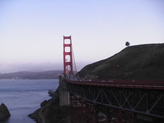 Day18c - Golden Gate Bridge (Sausalito, California, United States) Photo