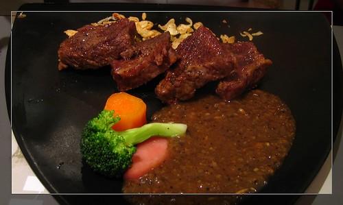 和風熟烤牛肉