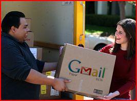 Gmail Lieferung