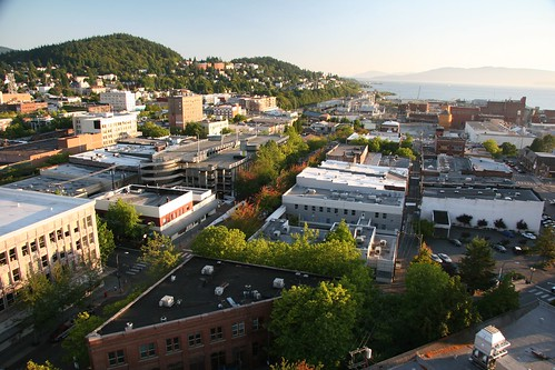 Downtown Bellingham by Western Washington University, on Flickr