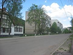 Воловець, вул. Фабрична