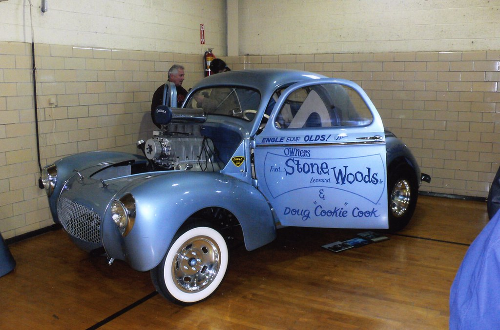 Stone Woods Cook Car