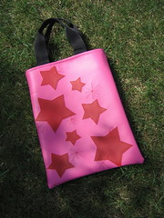 Calamity Jane Tote Bag (Majesty) Tags: vinyl bags majesty majestyinc