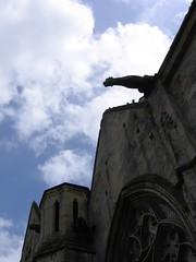 L'glise 10 (sylviedjinn 14) Tags: church 14 kirche gargoyle normandie glise eglise calvados gargouille wasserspeier gargouilles divessurmer