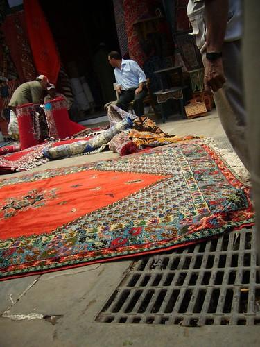 Rabat Carpet auction