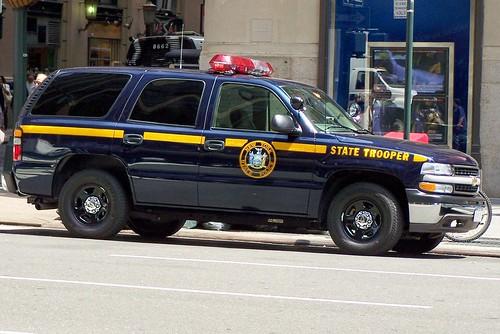 new york state police cars. New York State Police SUV RMP