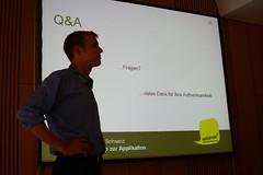 Florian Müller von Cambridge Technology Partners