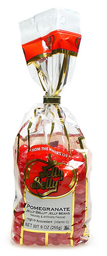 Pomegranate Jelly Belly Package