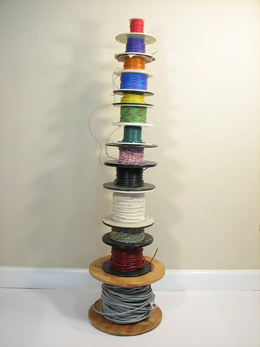 Wire stacking - 01