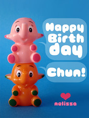 chunnie! (Super*Junk) Tags: birthday love happy chun sato satoko