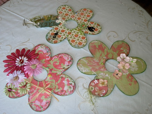 Flores Chipboard