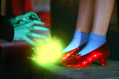 Ruby Slippers TV Shot (Walker Dukes) Tags: color film beauty television canon tv screenshot glamour hollywood actress movies filmstill filmstills actor adrian wizardofoz mgm diva tcm coolest redshoes 1939 moviestills rubyslippers moviestill thewizardofoz judygarland tvshot turnerclassicmovies moviestars tvshots colorfilm billieburke oldmovies margarethamilton picturesofthetelevision framecapture xti bertlahr jackhaleyjr canonxti televisionshot raybolger flickrglam colormovies colorfilms therubyslippers ysplix