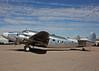 N631LS Lockheed 18 Lodestar (Keith B Pics) Tags: n631ls eloy lockheed lodestar lockheed18 arizona l18 keithbpics brunetto brunettoflyingservice