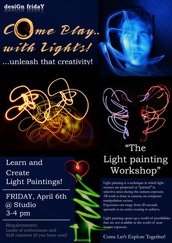 Light painting Workshop (LPW)
