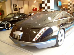 Maybach Exelero (Davydutchy) Tags: exhibition supercar carshow 2007 maybach autorai exelero thebiggestgroup