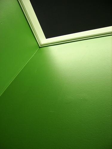 green wall — April 11