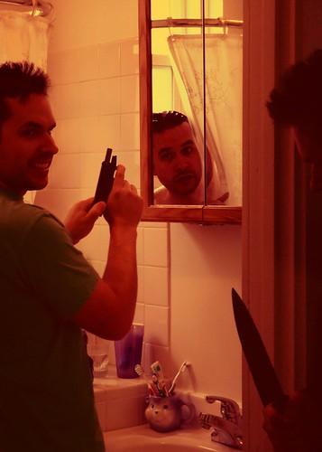 Self-Sabotage -- clones self multiplicity selfportrait me face personal stopdown stop.down oregon personalfavorite person