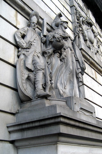 NYC - Civic Center: Surrogate's Court - New York in Revolutionary Times