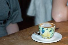 World's tiniest coffee
