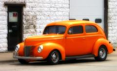 Orange Crate II - by Marc: