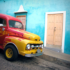 ciudad bolivar hot rod