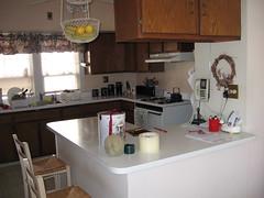 Ariana's Kitchen Before