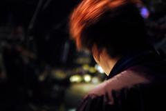 Red-headed slut (VegaChastain) Tags: april benefit 2007 headliners leshall loveliness chrisconner sourwoodhoney