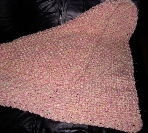 Cushy Baby Blanket