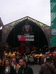 Barcelona's public market hall (Abby Phoenix) Tags: barcelona europe laboqueria