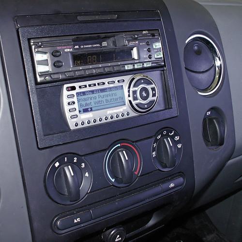 Sirius Satellite Radio Install Ford F150 Forumrhfordf150: 2007 F150 Factory Siriusxm Radio At Elf-jo.com