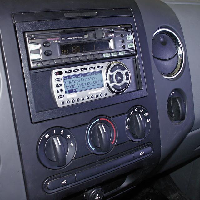 ford 2004 radio georgia minolta satellite f150 installation sirius albany konica custom dimage supercab jvc xlt z6 doubledin 54l